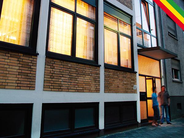 Hansenhaus Studentenzimmer Vermietung
